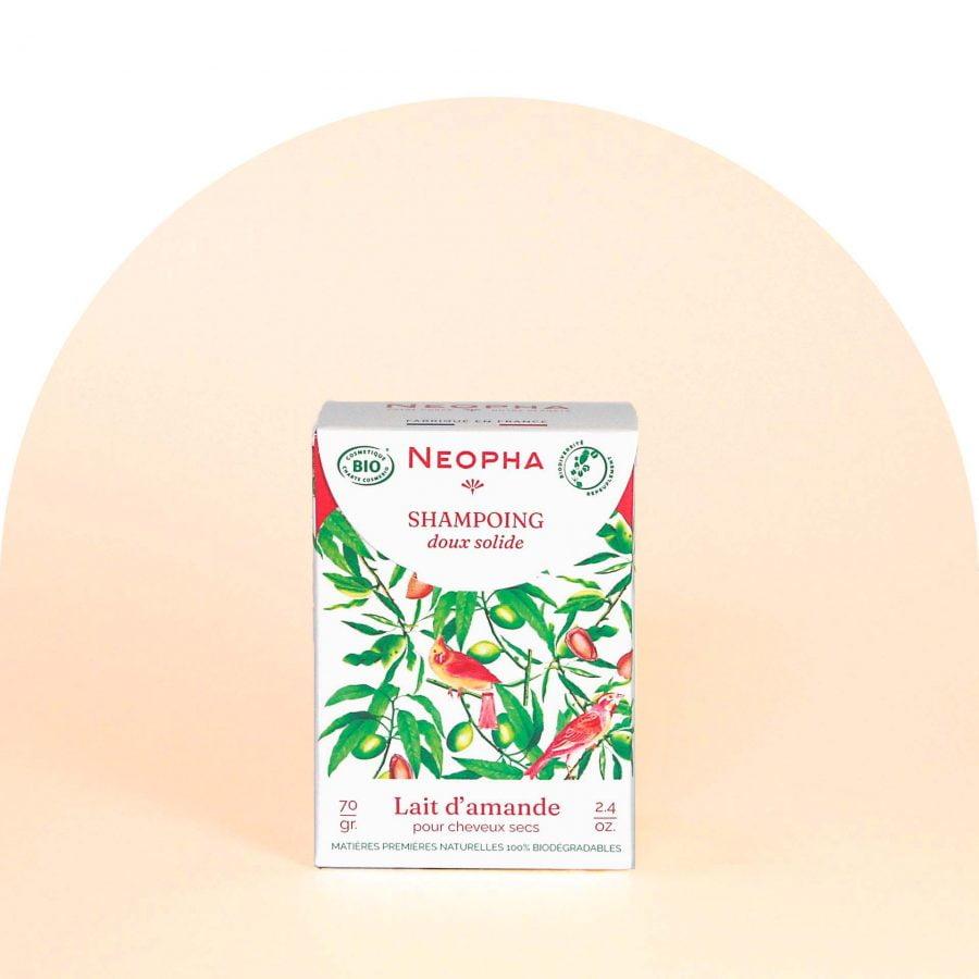 Neopha Shampoing doux lait d'amande face