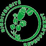 Logo Biodiversité Repeuplement